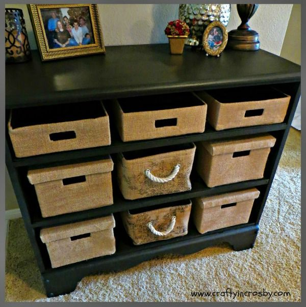 How to make a chest of drawers out of cardboard for How to make a dresser out of cardboard