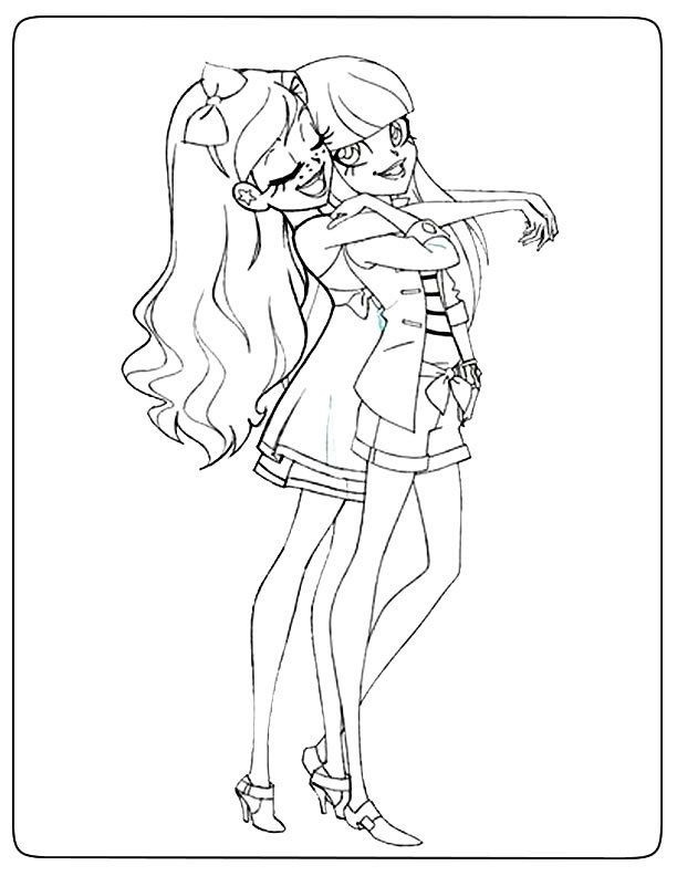 Coloriage Lolirock Iris A Imprimer Free Hd Wallpapers Desktop Images Home Pictures