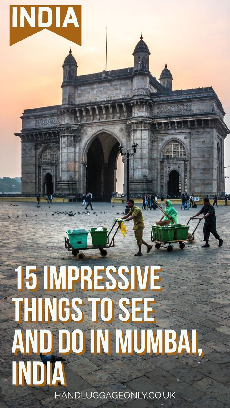 15 Impressive Things To See And Do In Mumbai, India (21)