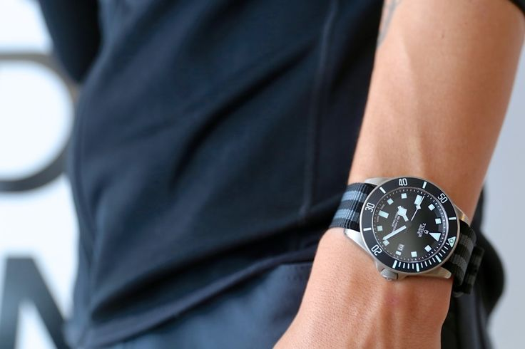 tudor pelagos on nato strap - Google Search