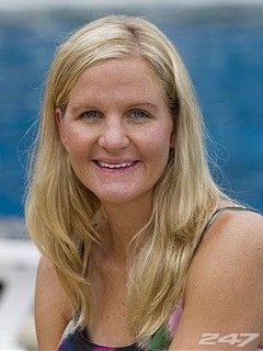 Kirsty Coventry, an Auburn grad, proved to be a bright spot for her native Zimbabwe when she won a gold, silver, and a bronze in Beijing.