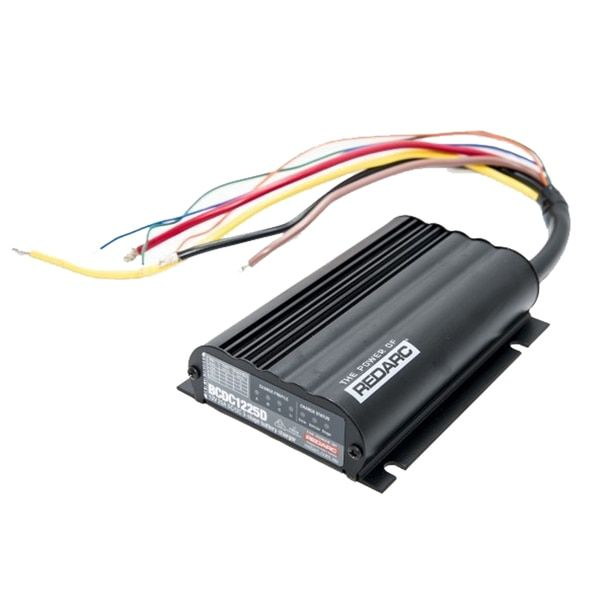 331 Bcdc1225d Redarc Dc To Dc Battery Charger Battery Charger Battery Charger