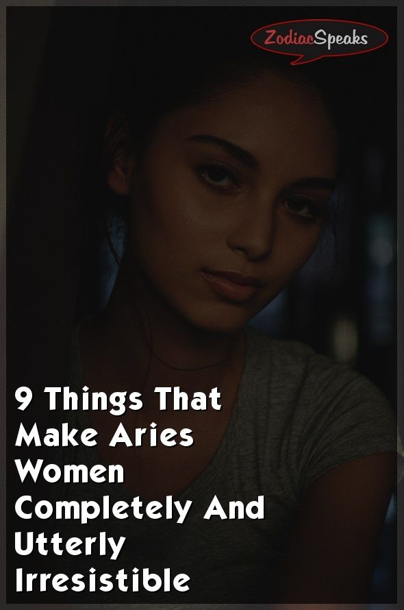 how to be irresistible to an aries