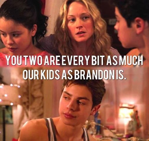 The Fosters ABC Family | Season 1, Episode 1 Pilot | Quotes