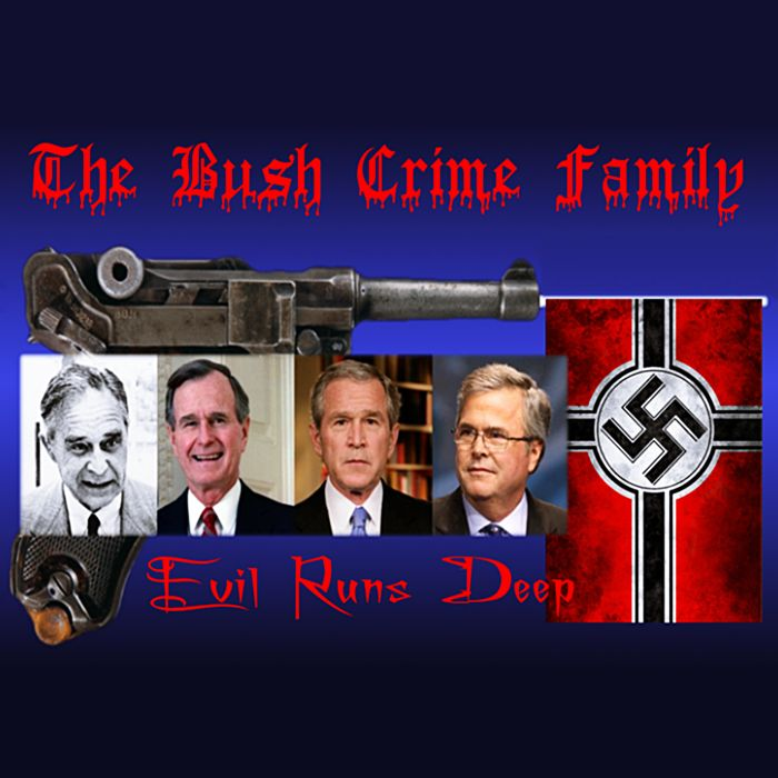"""Jeb Bush's Grandfather, Prescott Bush Helped Finance Adolf Hitler?? - Watchman on the Web   11.9.15  """"""""Reports of Bush's involvement with the seized bank have been circulating on the Internet for years and have been reported by some mainstream media. The newly declassified documents provide additional details about the Union Banking-Thyssen connection."""" ~ """"And have no fellowship with the unfruitful works of darkness, but rather expose them."""" – Ephesians 5:11"""""""