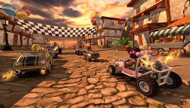 Hòa vào cuộc đua bất tận với tựa game gây nghiện Beach Buggy Racing – Tải Game Điện Thoại Hay Nhất
