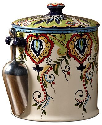 Espana Serveware, Bocca Ice Bucket with Scoop - Bar & Wine Accessories - Dining & Entertaining - Macy's
