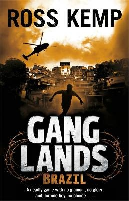 Ganglands: Brazil by Ross Kemp. Deep in the heart of Rio, a new gang has emerged in the favelas. A gang with a sinister reputation, heavy-duty weaponry and a seemingly limitless drug supply. Recruited by the shady organization Trojan Industries, teenage tearaway Luiz Alves must gain initiation, infiltrate the gang and find out who's backing them.  But with guns on every street corner and the threat of exposure hanging over his head, Luiz's biggest problem is just staying alive.