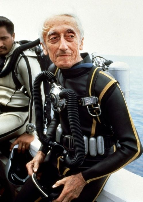 Jacques Cousteau 1967