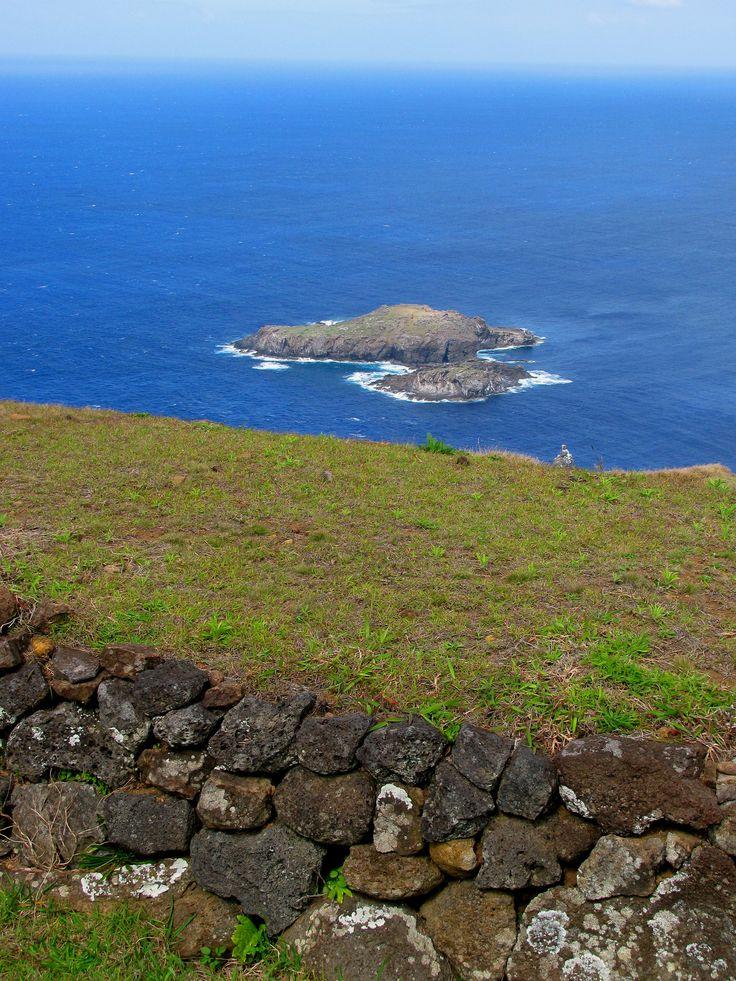 https://flic.kr/p/dmDtos | 'ORongo, Motu Iti y Moto Nui | Isla de Pascua, Chile