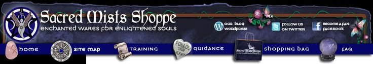 Wiccan Supplies, Witchcraft Supplies, Wiccan Store   SacredMists.com