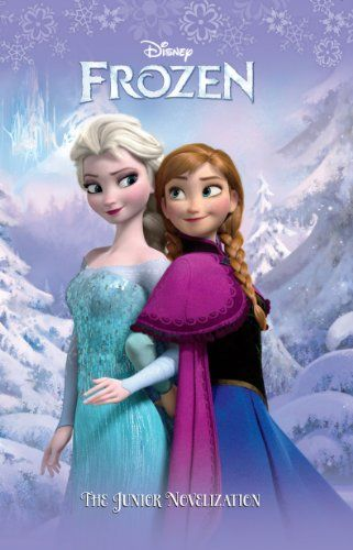 Amazon.com: Frozen Junior Novel eBook: Disney Book Group: Kindle Store