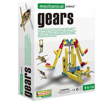 Engino Mechanical Series - Gears