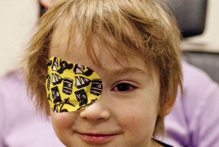 Αν το παιδί σας έχει τεμπέλικο μάτι