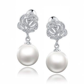 Best Gold Drop Earrings For Women Products on Wanelo
