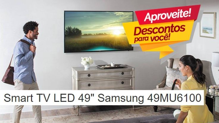 🔴 OFERTAS Smart TV LED 49 Oferta recomendada