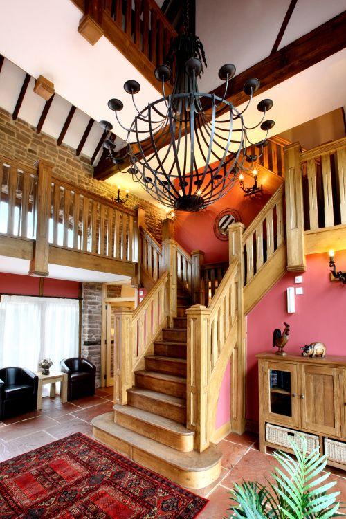 Penblaith Barn - Self Catering Holiday Cottage Accommodation Herefordshire