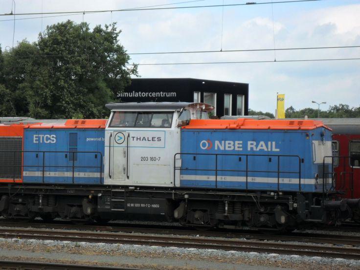 Loc NBE rail