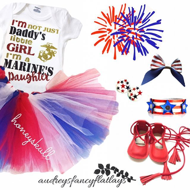 "73 Likes, 11 Comments - Jessica Lugo (@audreys_fancy_flatlays) on Instagram: ""🇺🇸Baby You're A Firework! 🎆  Shop the look👇👇👇 Tee: @thisannthatvinyl  Tutu: @thehoneyskull…"""