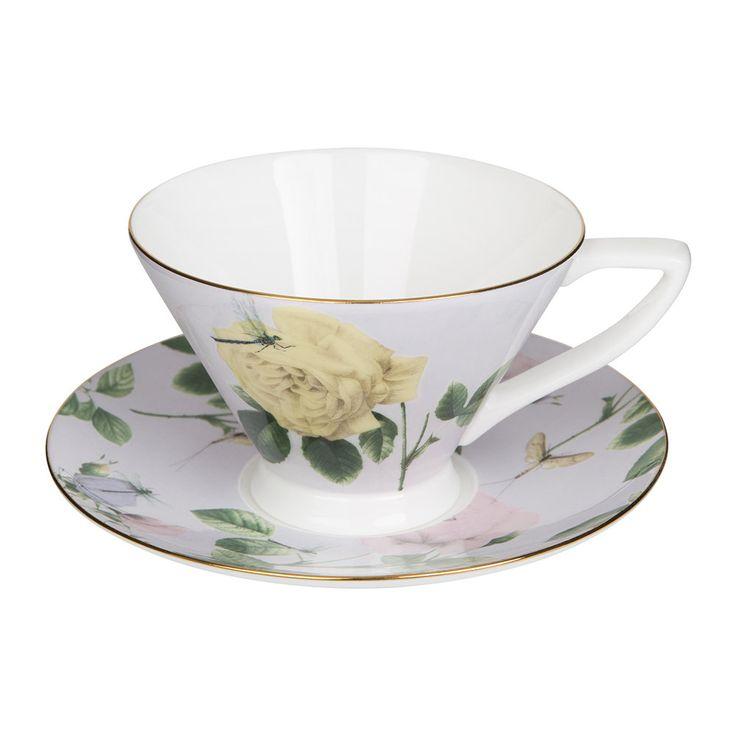 Die besten 25+ Teegeschirr Ideen auf Pinterest Tee set - edles geschirr besteck porzellan silber