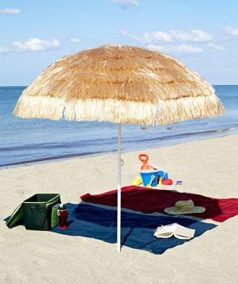 Tiki Umbrellas | The Lakeside Collection