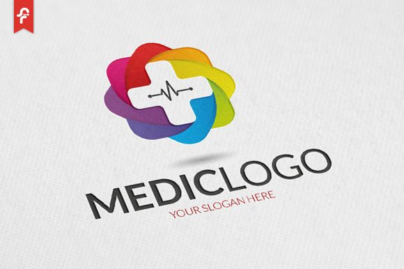 Medical Logo by ft.studio on @creativemarket