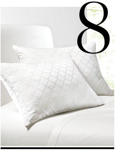 Dream-Comfort-Down-Alternative-Pillow-Martha-Stewart-Collection-bedroom-decorating-ideas-top-ten-bedroom-accessories