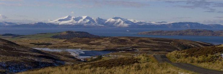 Self catering holiday cottage Isle of Arran, Scotland – sleeps 5