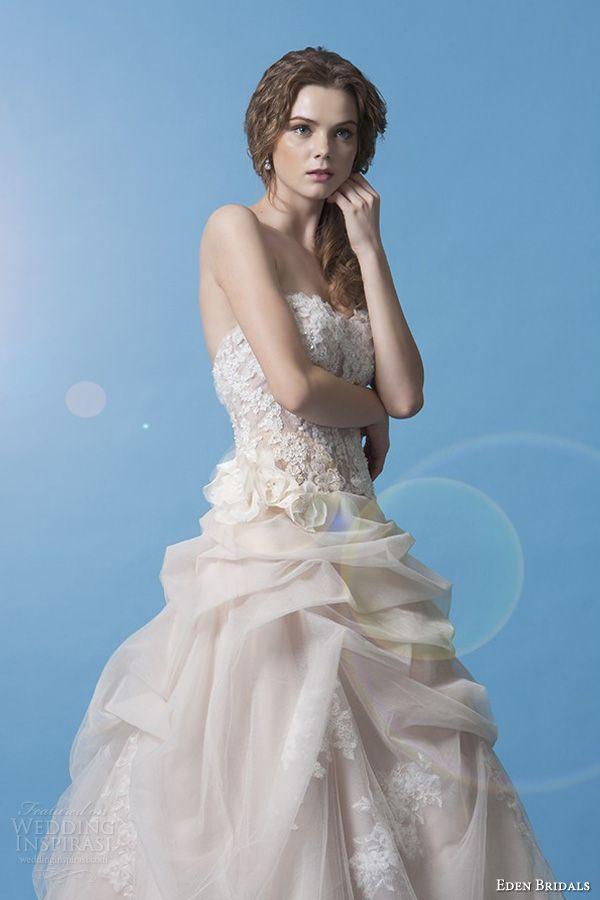 Eden Bridals Wedding Dresses — Sponsor Highlight   Wedding Inspirasi