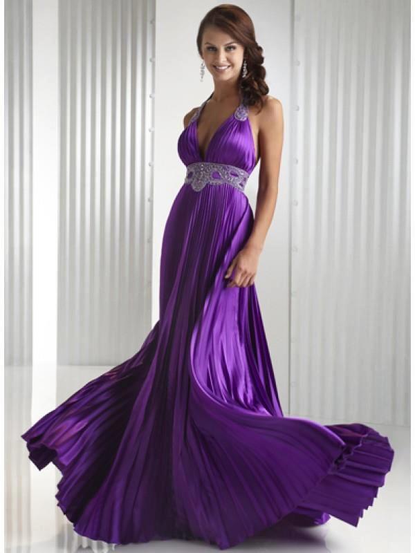 17  images about Purple Dresses on Pinterest  Gowns Purple ...