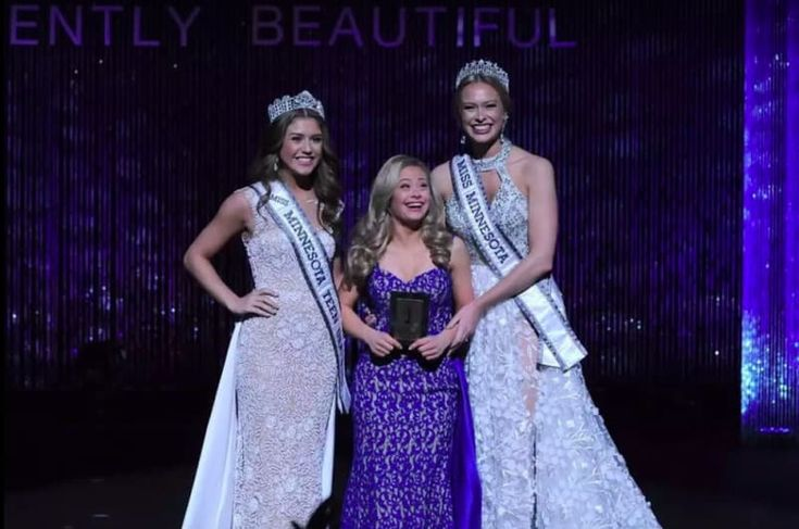 """The 22-year-old from Stillwater, Minnesota, won two prizes at the 2017 Miss Minnesota USA pageant: the Spirit of Miss USA Award and the Director's Award.""""I was super shocked, I was in tears,"""" she told BuzzFeed News at the time. """"I went from a special needs pageant to the biggest pageant in the world. It's kind of crazy.""""Holmgren was inspired to enter the pageant after winning the Minnesota Miss Amazing, a pageant for women with disabilities, in 2015. She is currently a student at Bethel…"""