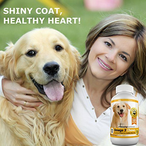 Amazing Omega-3 Rich Fish Oil 100% Pure All-Natural – Unscented Premium Food Grade Pet Nutritional Supplements – Antioxidant Fatty Acids – Promotes Shiny Coat, Bone, Joint and Brain Health – 120 Tasty Chewable Tablets Your Dog Will Love   Check it out-->  http://cutemypets.us/product/amazing-omega-3-rich-fish-oil-100-pure-all-natural-unscented-premium-food-grade-pet-nutritional-supplements-antioxidant-fatty-acids-promotes-shiny-coat-bone-joint-and-brain-health-120-tasty/  #pet #food #bed…