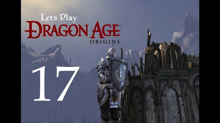 Let's Play DRAGON AGE: Origins Ultimate Edition -Modded- Part 17 - Curing Conner http://youtu.be/5BqHA72bn58