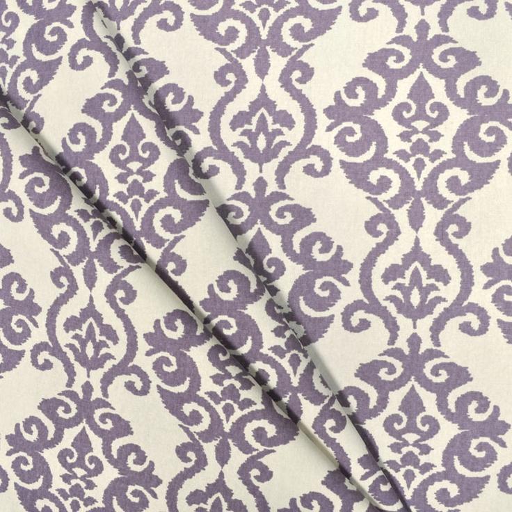 Waverly Luminary Lilac Fabric.