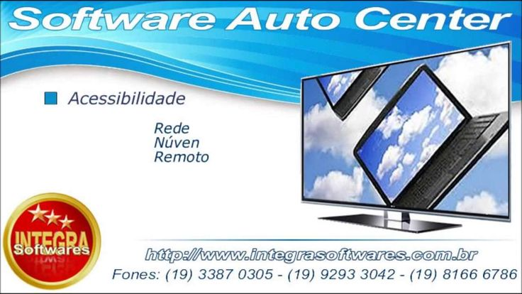 software auto center e ordem de serviços auto center