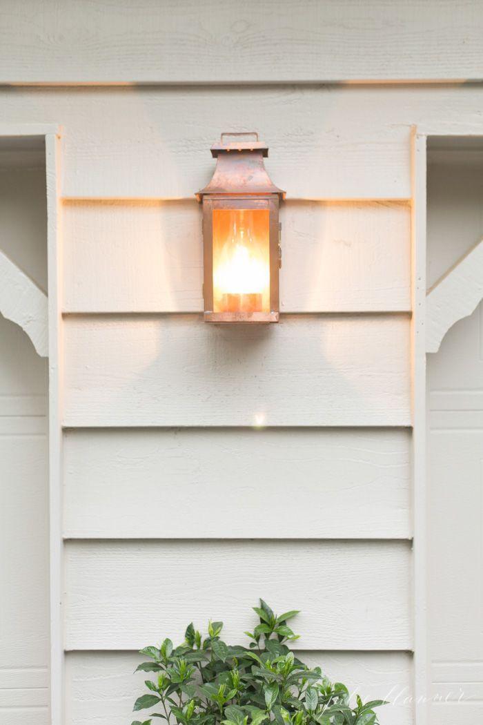 Traditional Outdoor Lighting Copper, Copper Outdoor Lighting Fixtures