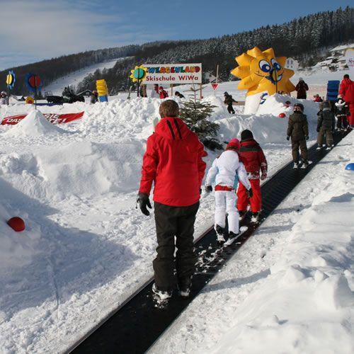 Ski-Alpin - Viessmann Winterpark