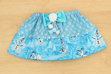 Olaf Skirt, Elsa Skirt, Olaf Tutu, Olaf Tutu Dress, Frozen Skirt, Olaf Tutu Skirt Birthday, Elsa Birthday, Frozen outfit, Olaf Prop