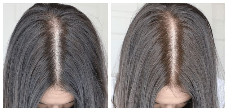 Ashley was able to brighten her hair subtly with John Frieda Brilliant Brunette Visibly Brighter collection! Definitely Not A Basic Brunette! - Client