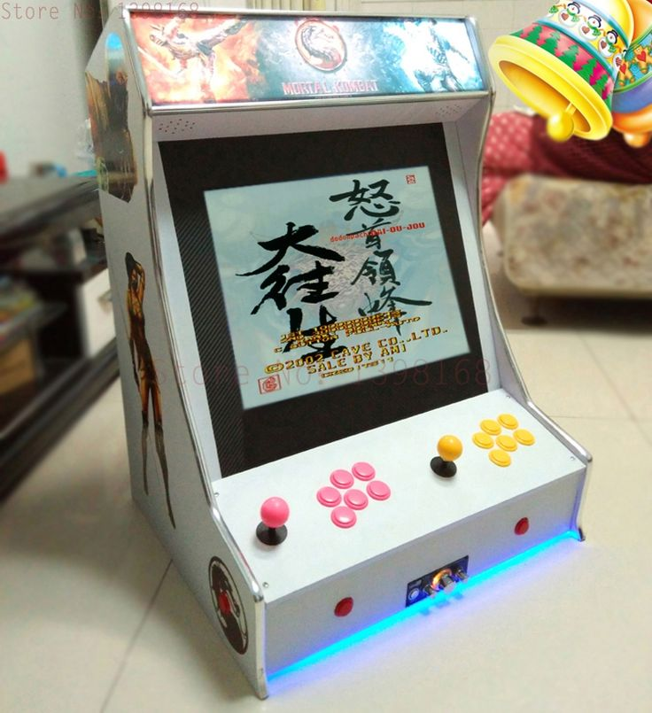 458.00$  Buy now - http://ali2ga.worldwells.pw/go.php?t=32699976509 - Table Arcade Game Cocktail Machin ,645 in 1 games board/ P Box4 pcb household Cocktail double player light game console   458.00$