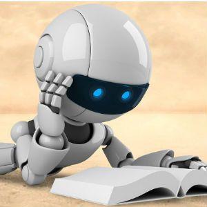 Robots que son capaces de comprender, apreciar y escribir poesía