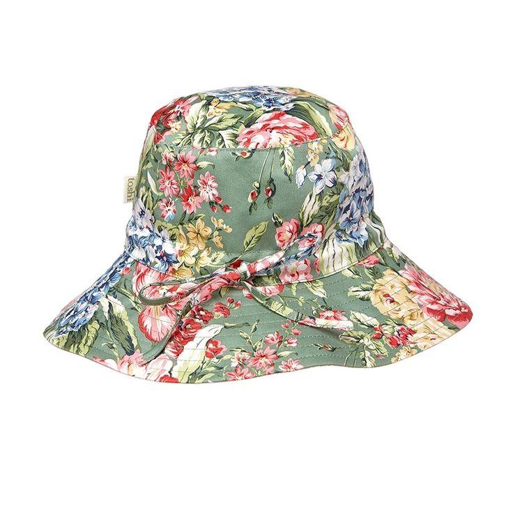 Toshi - Tropicana Beach Hat -Asst