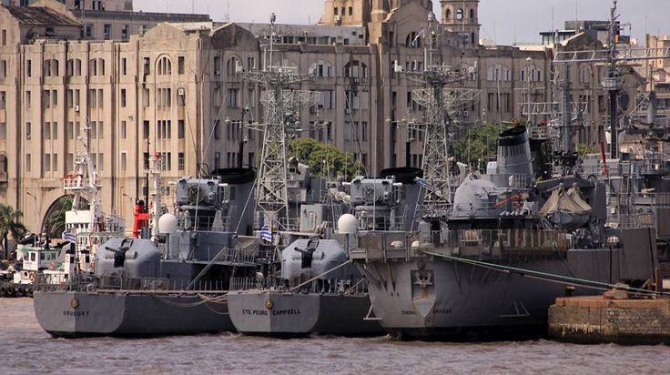 Armada Uruguaya.