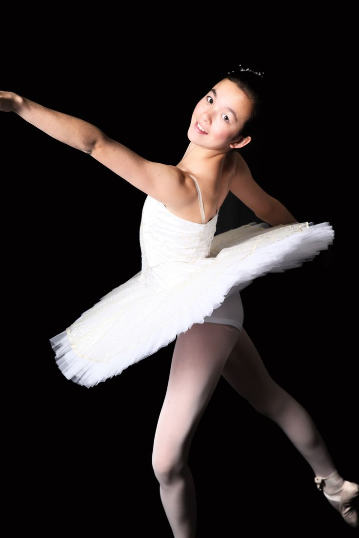 Beautiful Ballerina Natasha Chu