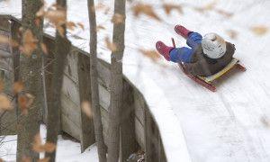 Former three-time U.S. Olympian opens public luge track for thrill seekers - Posted on Roadtrippers.com!