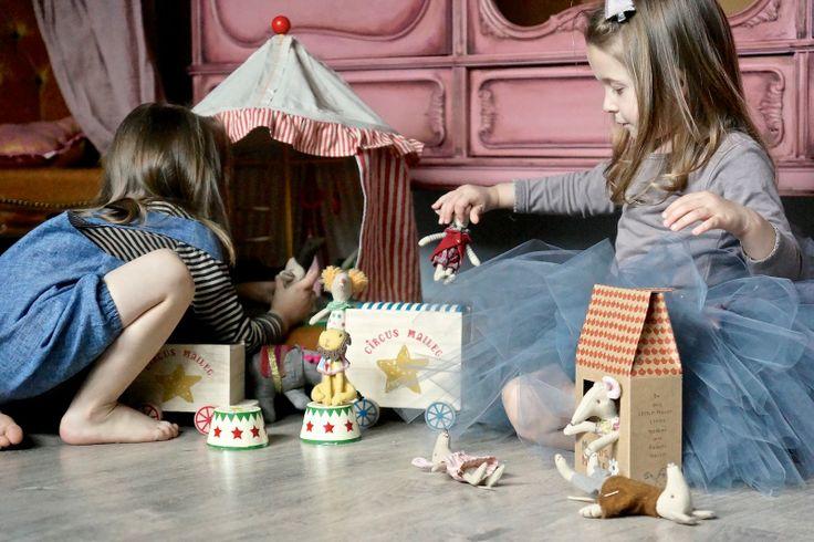Circus Maileg   Vivi & Oli-Baby Fashion Life