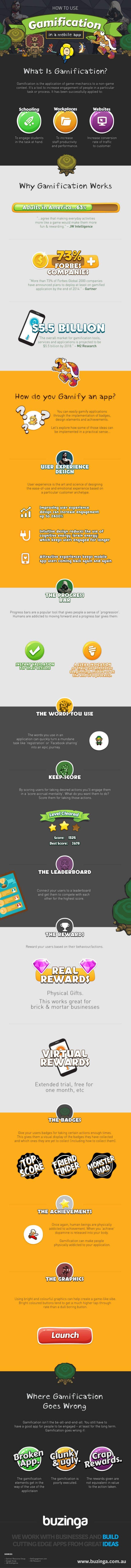 Cómo usar la gamificación en Apps móviles