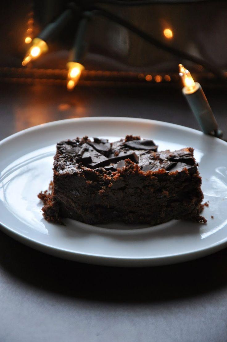 Pensamientos en un plato: Najlepsze świąteczne brownie