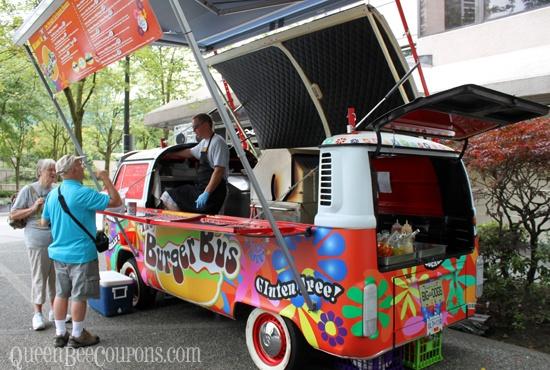 """Travel NW – Food trucks in Vancouver, British Columbia Copyright © QueenBeeCoupons"" #explorebc"