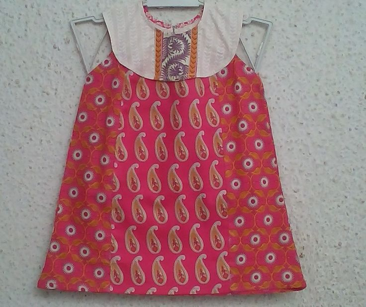 This frock is ready for sale suitable for 1 and half year girl.